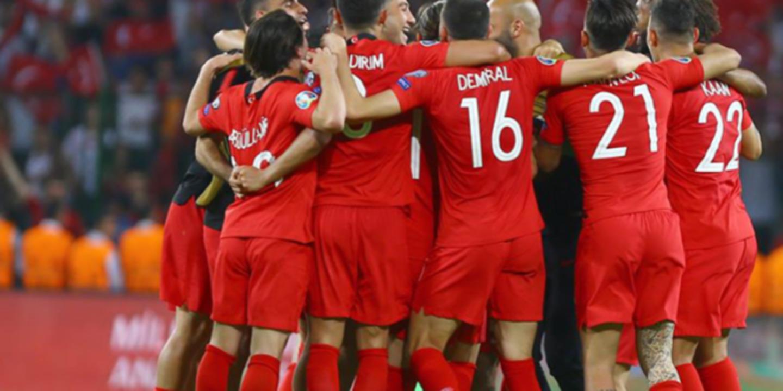 A Milli Takım'ın Norveç ve Letonya maçı kadrosu belli oldu
