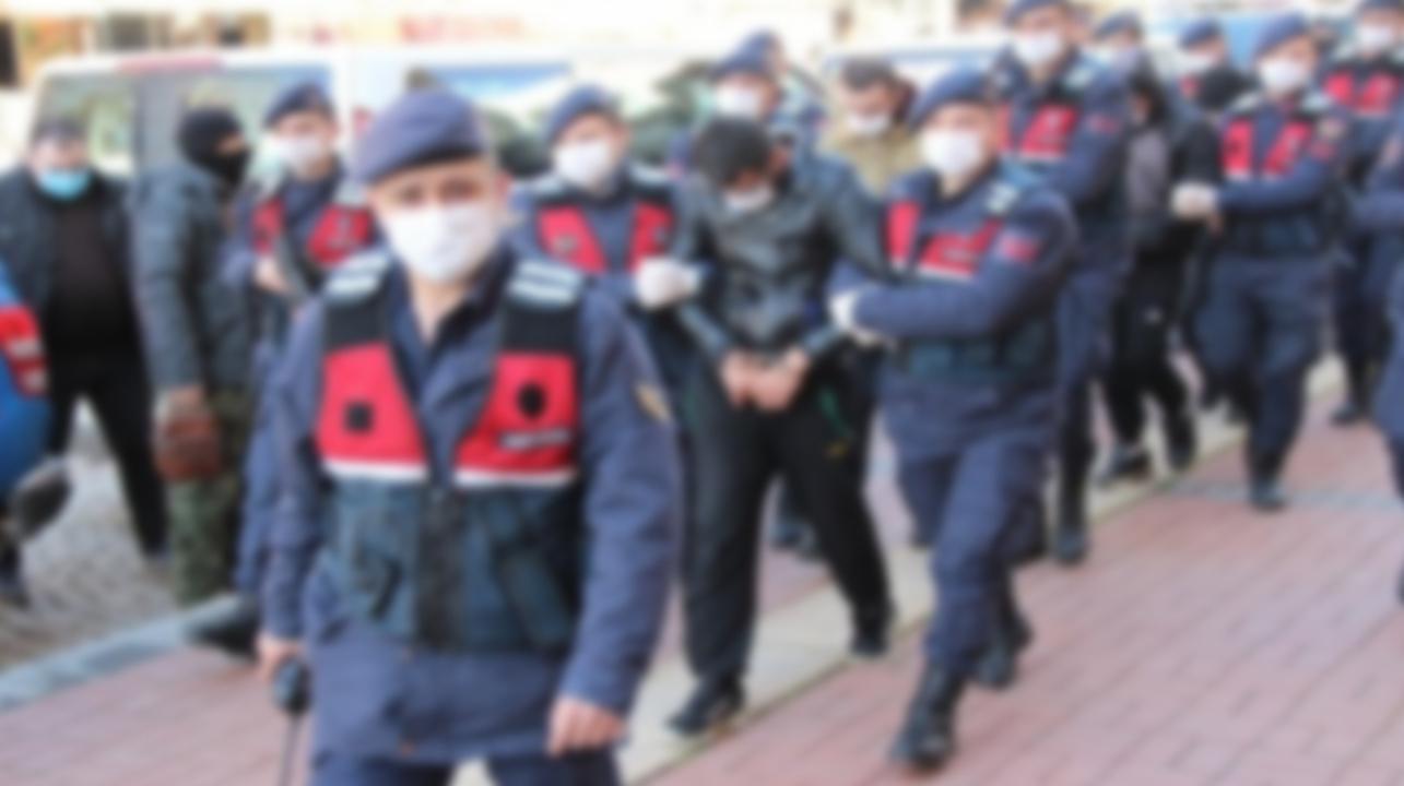 Balıkesir'de jandarmadan asayiş ve uyuşturucu operasyonu: 16 gözaltı