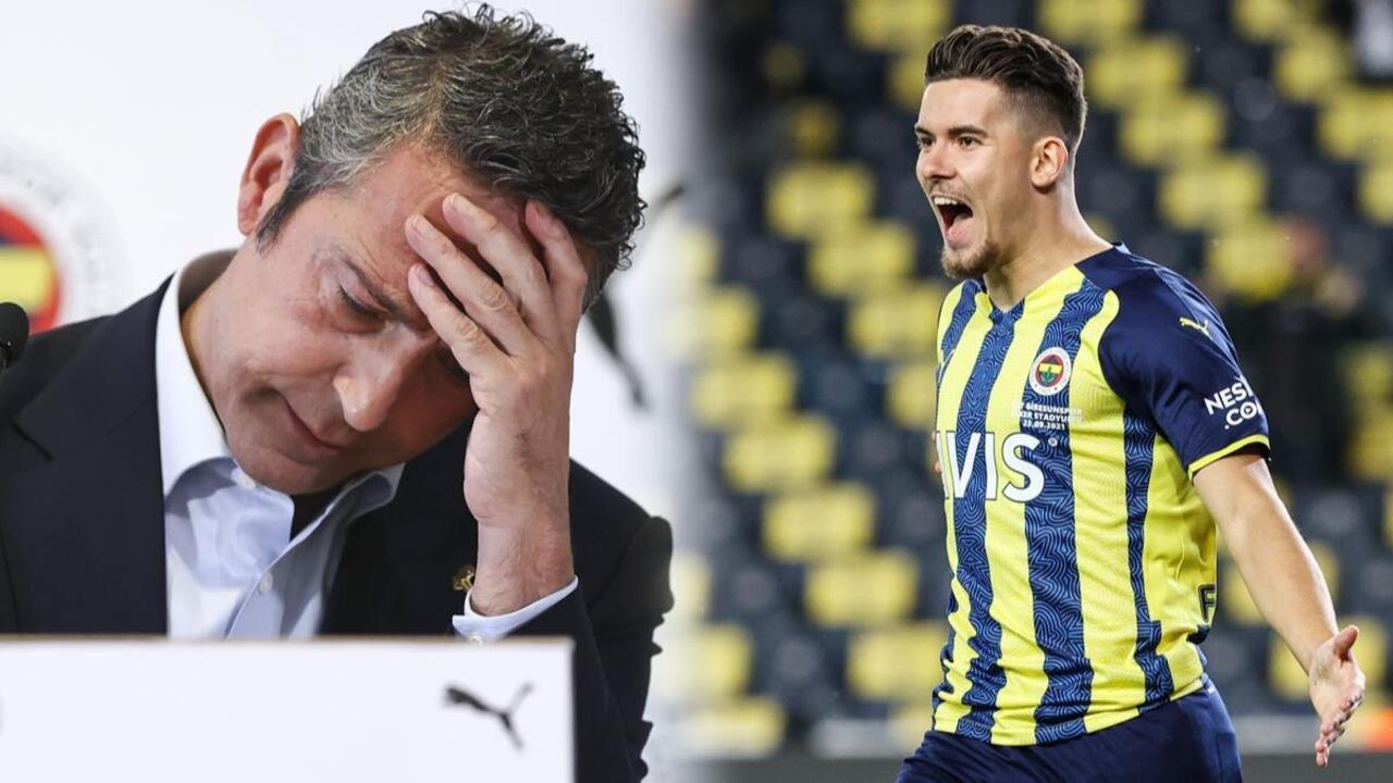 Fenerbahçe'de sözleşmesi bitecek olan Ferdi Kadıoğlu için Galatasaray devrede