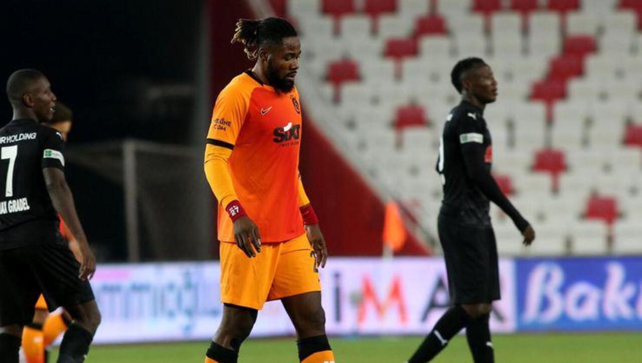 Galatasaray'da Luyindama kararı