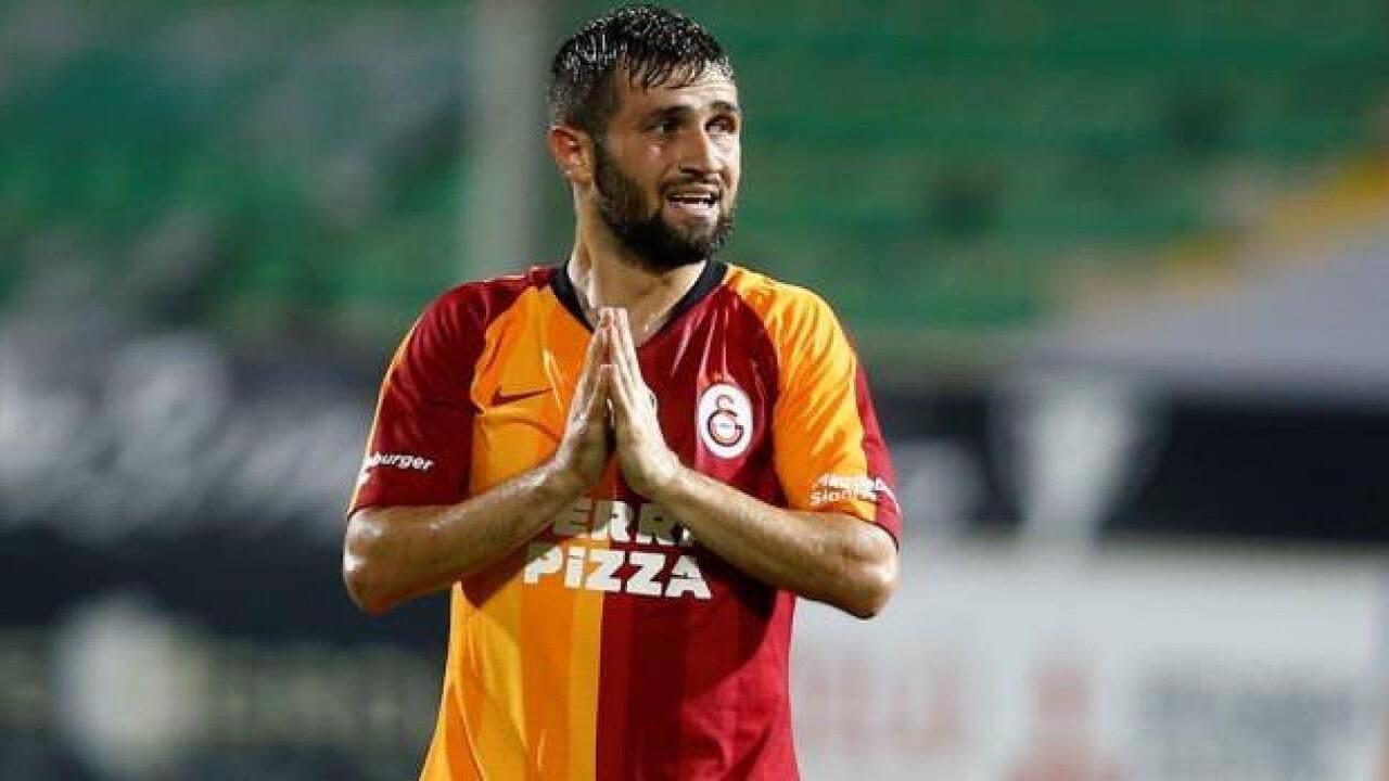 Galatasaray'da taraftarın eleştirdiği Ömer Bayram Rize karşısında parladı