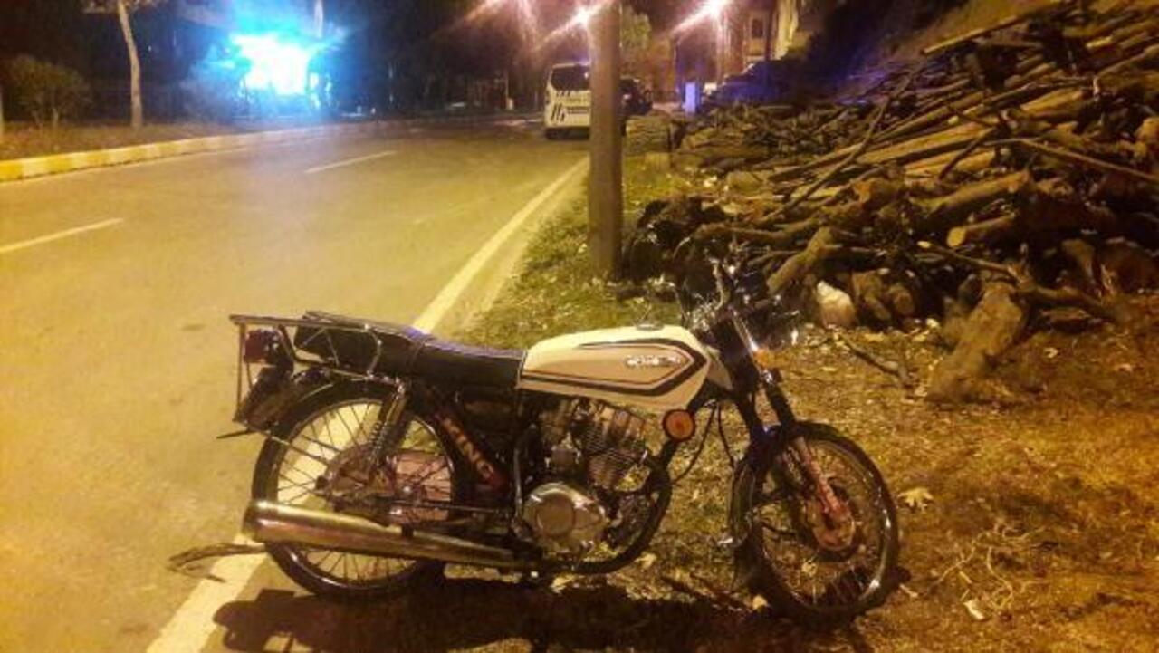 Kahramanmaraş'ta motosiklette refüje çarptı: 1 ölü, 1 yaralı
