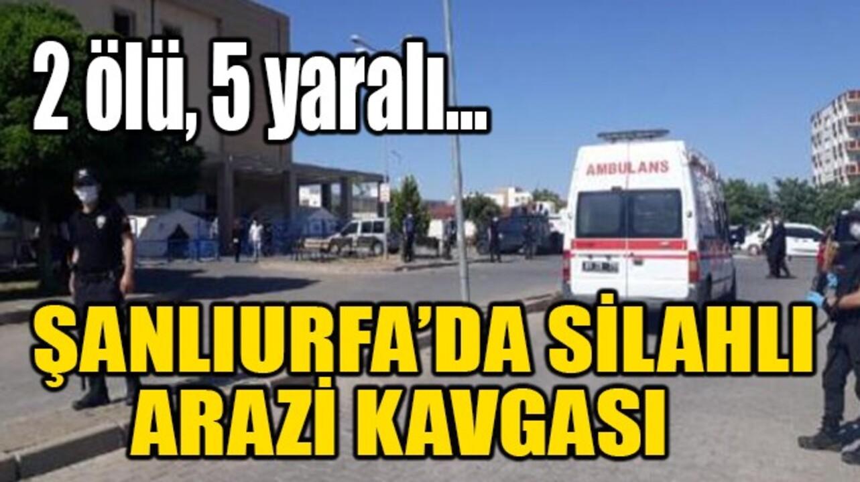 Kayseri'de kuzenler arasındaki arazi davasında silahlar çekildi!
