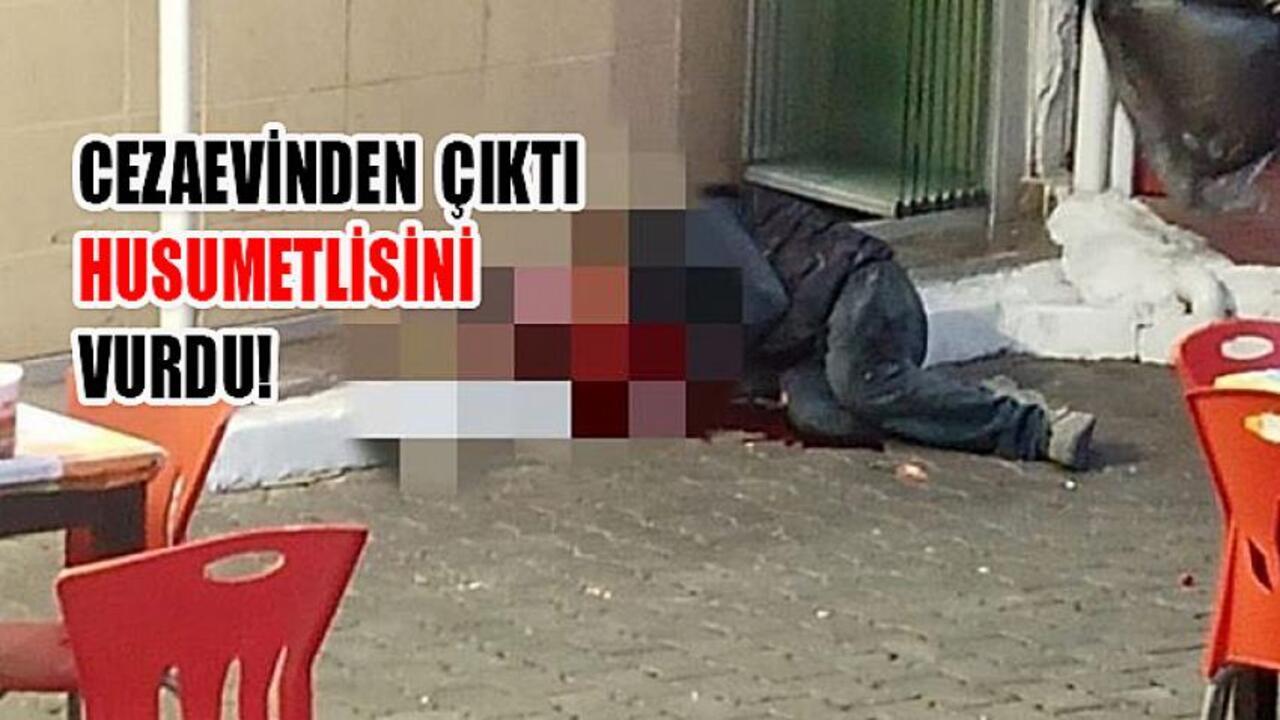 Kocaeli'nde cezaevinden çıkan kişi husumetlisini pompalı tüfekle vurdu