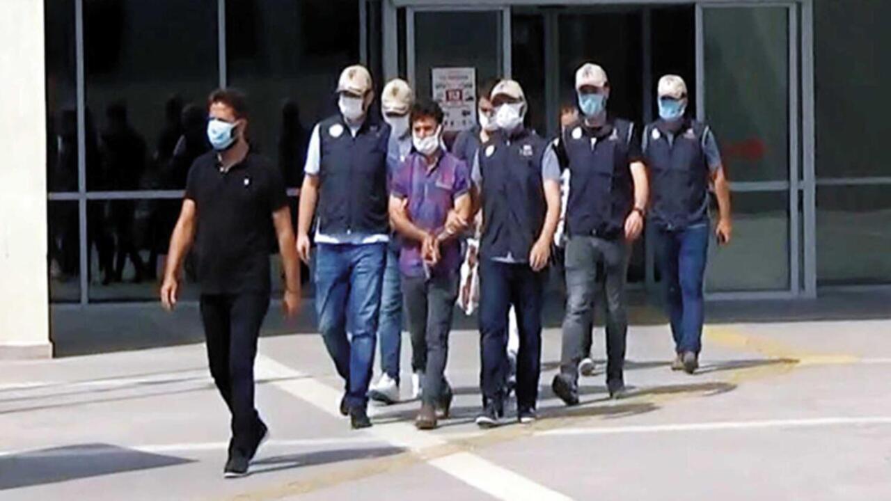 Osmaniye'de PKK/PYD operasyonu: 3 tutuklama