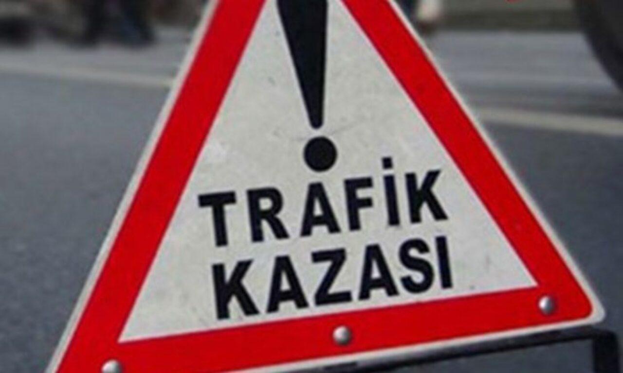 Şanlıurfa Organize Sanayi yolunda iki otomobil çarpıştı: 3 yaralı
