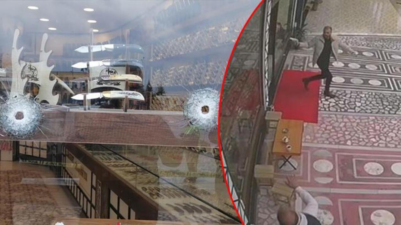 Trabzon Sürmene'de oda başkanının iş yerine silahlı saldırı