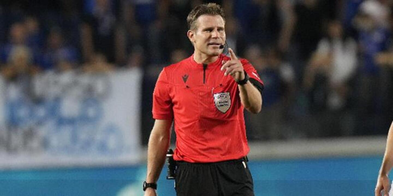 Türkiye Norveç maçında Felix Brych düdük çalacak