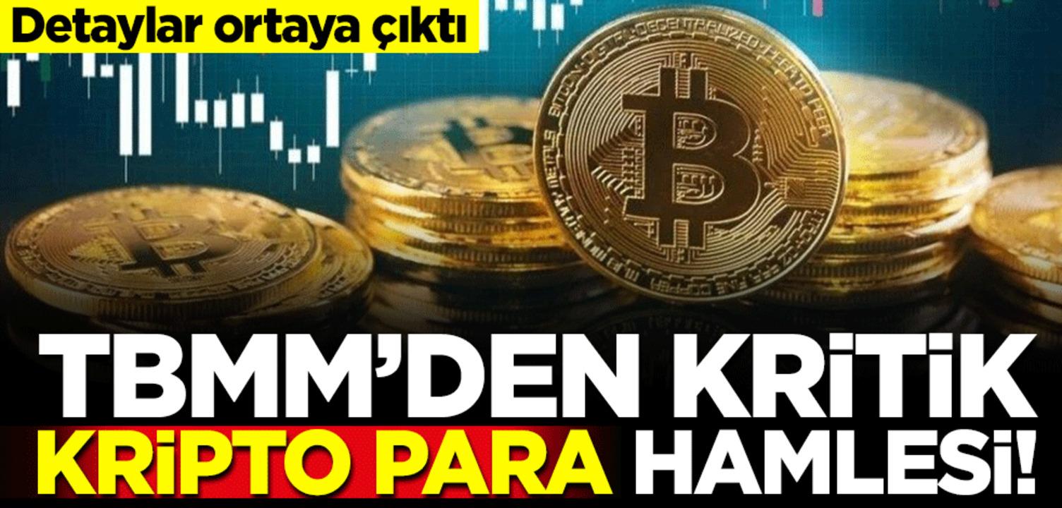 TBMM'den Bitcoin hakkında kritik rapor! Tüm detayları anlatıldı..