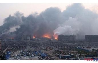 Çin'in Hınan eyaletinde ki gaz fabrikasında patlama! 10 kişi öldü, 19 kişi yaralı