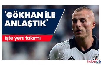 Gökhan Töre ve Yeni Malatyaspor 1+1 yıllığına anlaştı