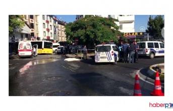İstanbul Sancaktepe'de halk otobüsü kontrolden çıktı; 1 kişi öldü 3 kişi yaralandı