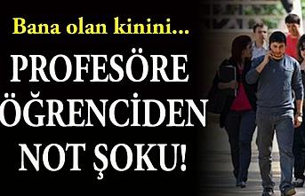 İstanbul Üniversitesi Profesörü Dr. Nurdoğan Rigel'e 5 ay düşük not cezası!
