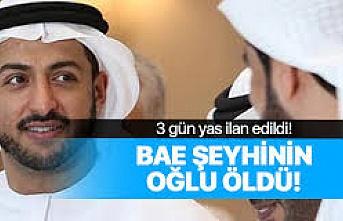 Londra'da ki evinde ölü bulunan BAE Şeyh'inin oğlu Veliaht Prens Halid El Kasımi toprağa verildi