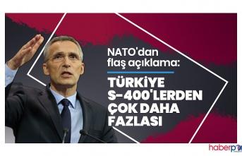 NATO Genel Sekreteri Stoltenberg'den flaş açıklama! Türkiye artık F-35 programının parçası olmayacak