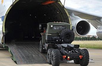 S-400 teslimatının 4'üncü gününde 9'uncu Rus uçağı da sevkiyatını tamamladı