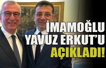 Yavuz Erkut İBB Genel sekreteri oldu, Yavuz Erkut kimdir?