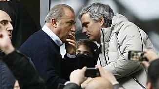 Fatih Terim, Mourinho'dan transferde kolaylık istedi