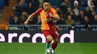 Galatasaray'da ayrılan ilk isim Nagamoto