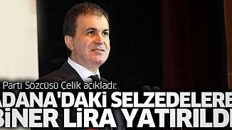 Hükümetten Adana'ya sel yardımı! Vatandaşların hesabına biner lira yatırıldı