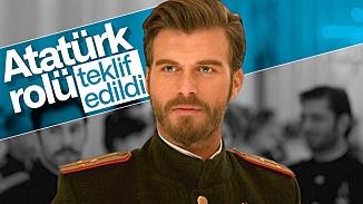 TRT, mini dizisinde Atatürk rolü için Kıvanç Tatlıtuğ'a teklif götürdü