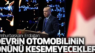 TÜBİTAK ve TÜBA Bilim Ödüllerinde konuşan Cumhurbaşkanı Erdoğan, Türkiye'nin hedeflerini açıkladı
