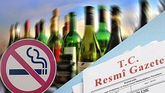 2020 yılına ait tütün ve alkollü içki toptan satış belge bedelleri belirlendi