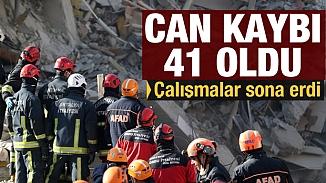 AFAD'dan Elazığ için son durum açıklaması; Çalışmalar tamamlandı