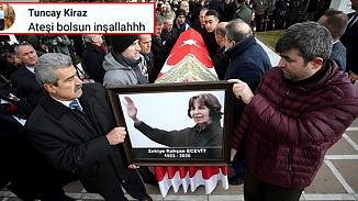 AK Partili Tuncay Kiraz, Rahşan Ecevit yorumuna açıklık getirdi