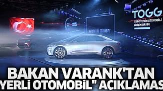 Bakan Varank araştırma sonuçlarını değerlendirdi; Yerli otomobile talep yüzde 89