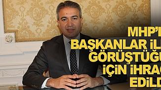 Belçika'da Türk kökenli siyasetçinin MHP'li başkanlarla görüşmesi ihraç sebebi sayıldı