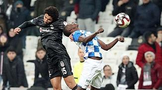 Beşiktaş, Ziraat Türkiye Kupasında kendi evinde 3-2 elendi