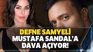 Defne Samyeli Mustafa Sandal'ı affetmedi! Davayı açıyor