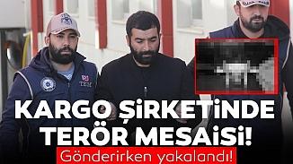 El-Kaide üyelerine kargoyla drone gönderen şahsa şok baskın