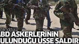 Eş-Şebab terör örgütü Kenya'da ABD askeri üssüne saldırdı!