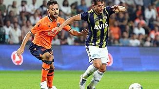Fenerbahçe Başakşehir'e üstünlük sağladı