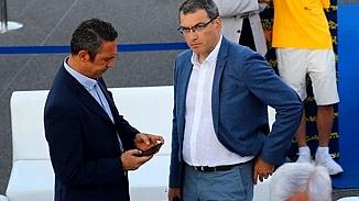 Fenerbahçe'de Comolli'den sonra takım ona emanet
