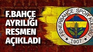Fenerbahçe'den İnter'e ayrılık resmen açıklandı