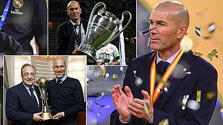 Finallerin patronu Zidane