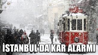 İstanbul'da kar ve buzlanmaya karşı alarm verildi! İBB'den vatandaşlara uyarı