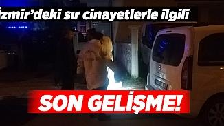 İzmir'de işlenen seri cinayetlerin zanlılarıyla ilgili mahkeme kararını verdi