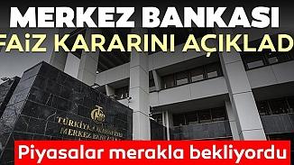 Merkez Bankası yeniden faiz indirdi! Toplam faiz indirimi 12,75 puan oldu!