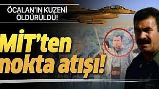 MİT'in operasyonuyla ölen YPG'nin istihbarat sorumlusu Öcalan'ın akrabası çıktı
