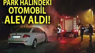 Muğla'da yanan otomobilde gelen korkunç ölüm!