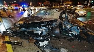 Niğde-Adana otoyolunda zincirleme kaza! 3 ölü, çok sayıda yaralı