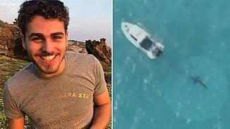 Okyanusta kaybolan 21 yaşındaki genç futbolcuyu köpekbalıkları parçalamış
