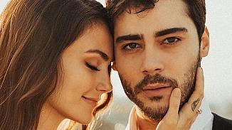 Oyuncu Berkay Hardal'dan romantik paylaşım