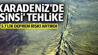 Uzmanlardan korkutan uyarı! Doğu Karadeniz deprem riskinden dolayı tehlike altında