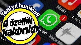 WhatsApp'tan 2020 hamlesi! O özellik ve o telefonlar artık olmayacak