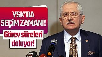 YSK'da yeni dönem başlıyor! Başkan Sadi Güven ve 5 üye için seçim yapıldı